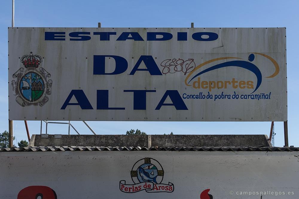 Resultado de imaxes para CAMPO DA ALTA A POBOA