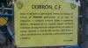 CF Dorrón 1–1 CD Portas