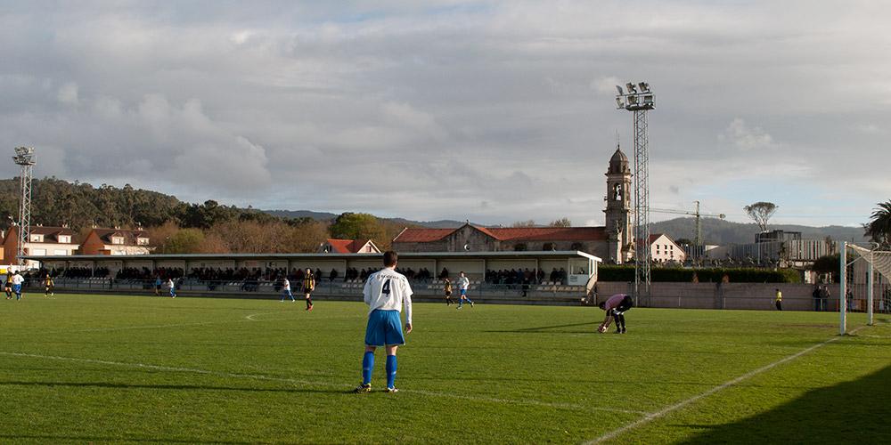 campo futbol senra ribadumia: